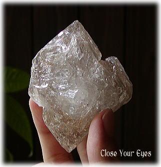 エレスチャル水晶 (メキシコ産)
