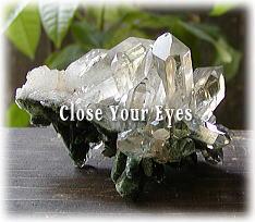 グリーンヒマラヤ水晶